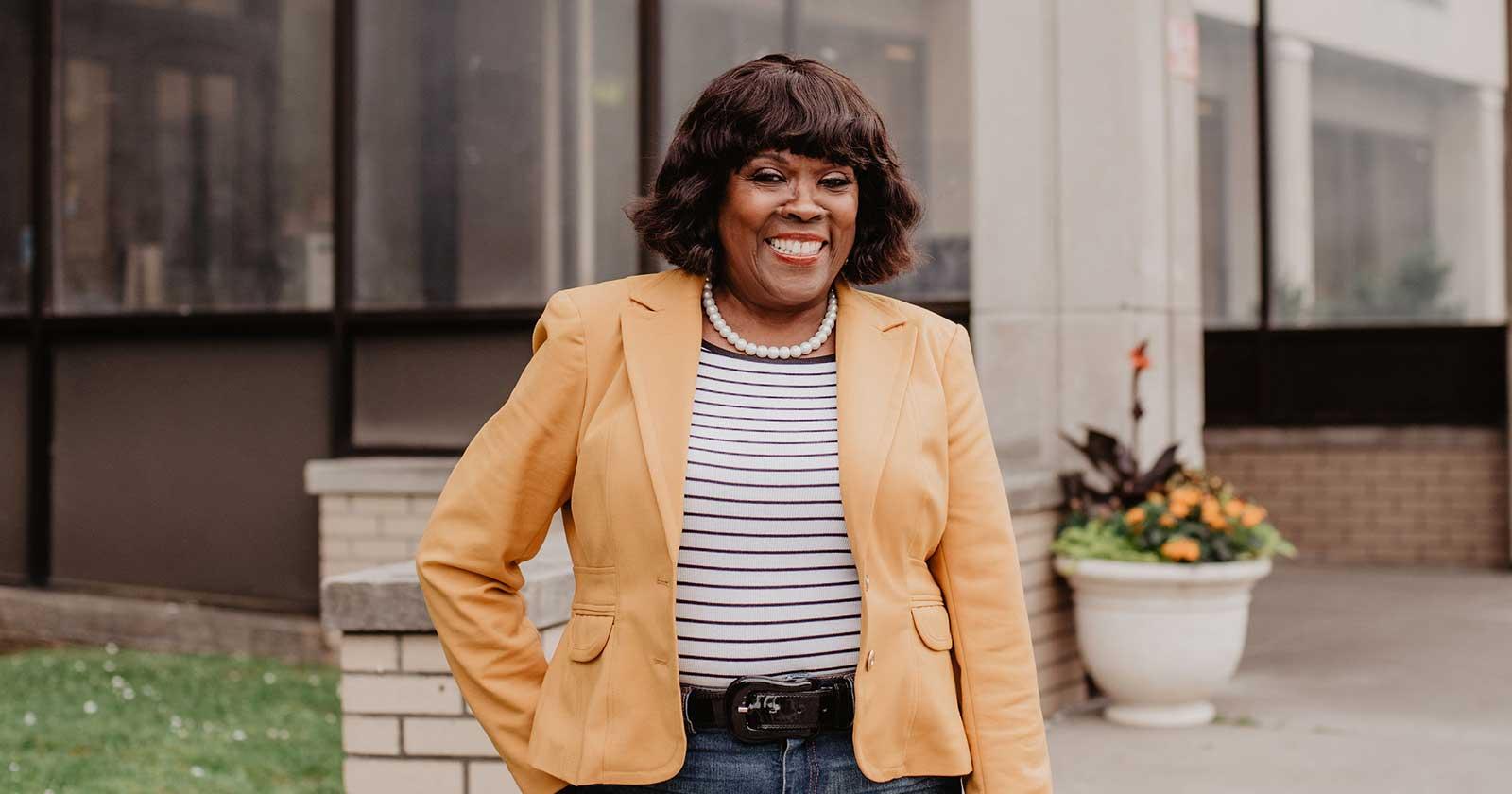 Gwen Webber-McLeod for Cayuga County Legislator